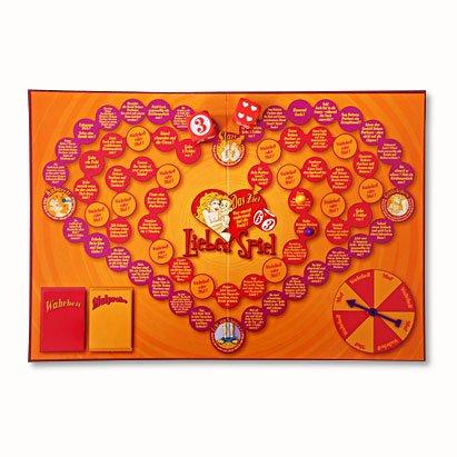 Liebesspiel Brettspiel erotisches Partnerspiel - Eine Reise in die Welt der Gefühle